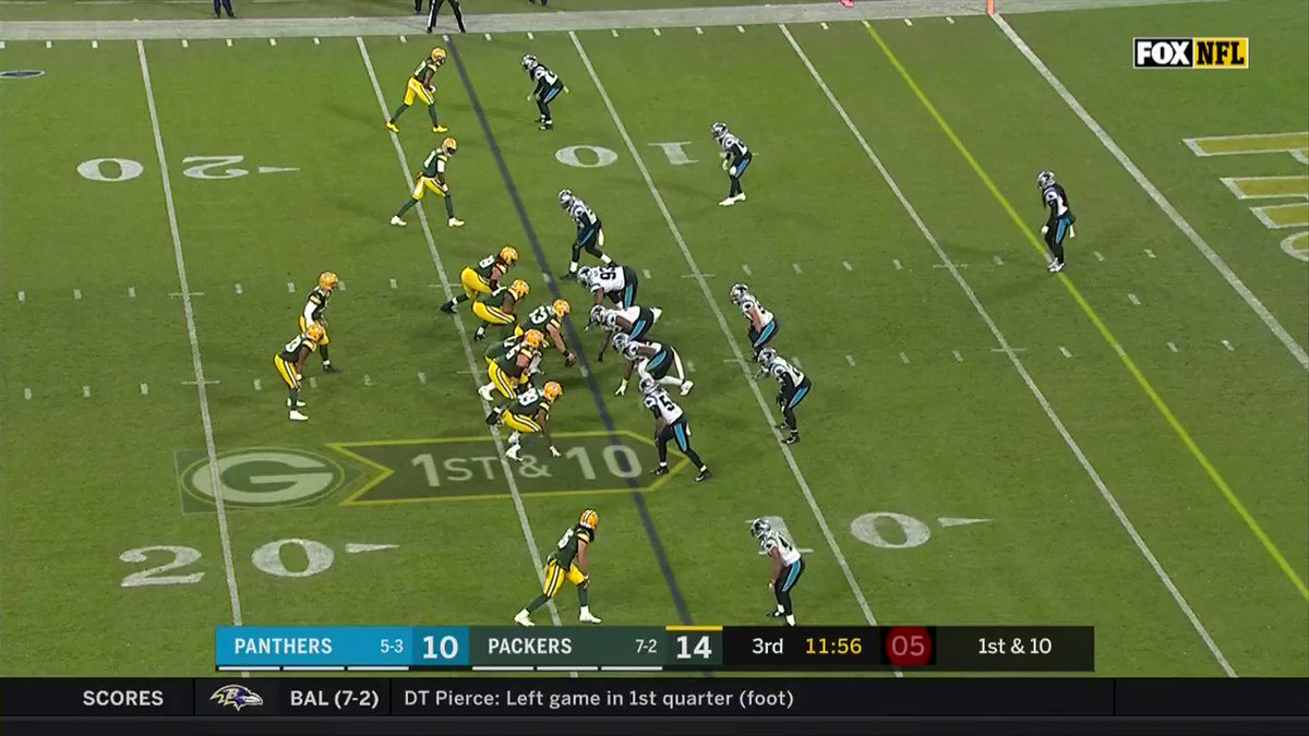 Good, bad, and ugly from the Packers' victory over the Panthers