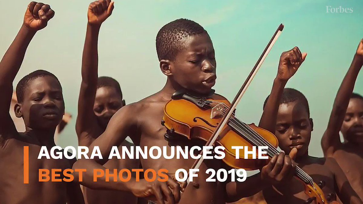After 9 months of competition and more than 130,000 submissions from photographers all over the world, the winning image was chosen from 50 finalists forbes.com/sites/ceciliar…