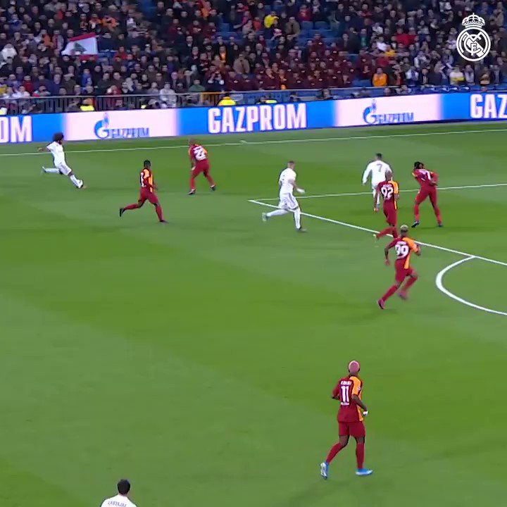 ON FIRE!  We've scored TEN goals in our last two matches! WATCH the goals:  http://bit.ly/RM10Goals  #HalaMadrid
