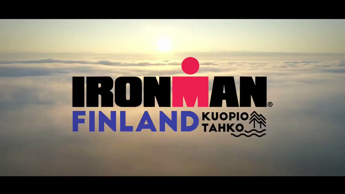 Welcome to the Capital of Lakeland! 🇫🇮 Registration for the inaugural IRONMAN Finland Kuopio-Tahko is now open! 🏊🚴🏃 #AnythingIsPossible