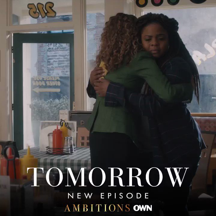 Nothing happens without Stephanie knowing about it. Dont miss out on a NEW episode of #Ambitions, Tomorrow 10|9c.