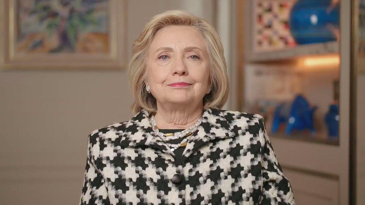 @HillaryClinton's photo on #NationalRunforOfficeDay