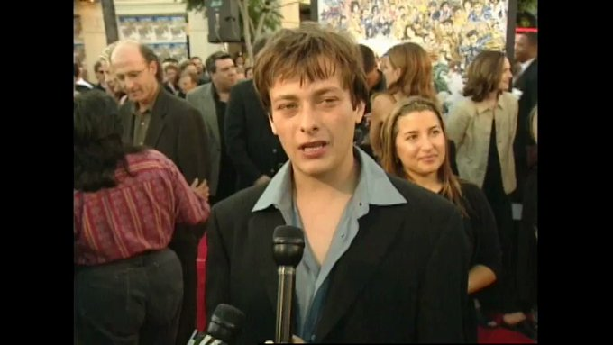 Edward Furlong celebrates his 43rd today. Happy Birthday!
