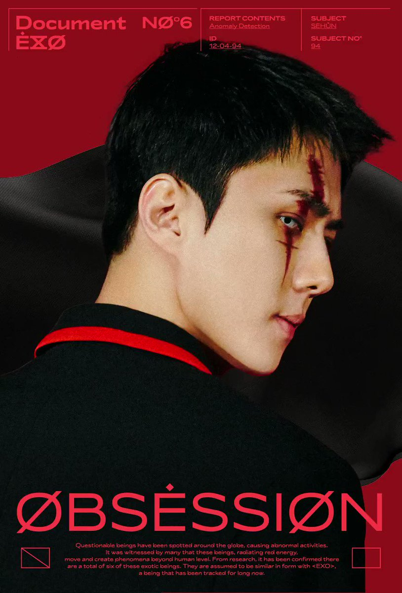 X-EXO 엑스-엑소 Motion Poster #SEHUN 🎧 2019.11.27. 6PM (KST) 👉 exodeux.smtown.com ✔ The first result comes out at 6 am(KST), and it will be updated every 6 hours. #EXO #엑소 #EXOonearewe #weareoneEXO @weareoneEXO #OBSESSION #EXODEUX