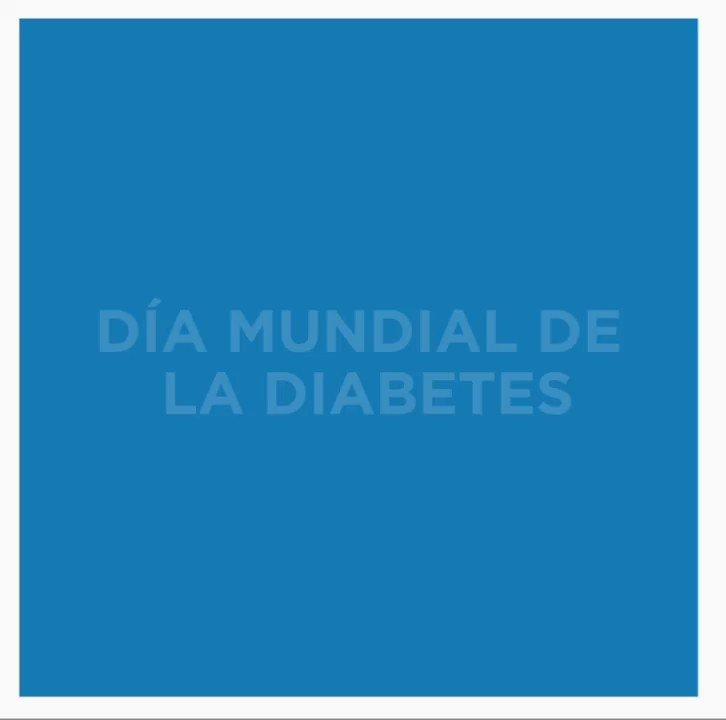 Les comparto algunos datos importantes a propósito del #DíaMundialDeLaDiabetesMás en http://lopezdoriga.com