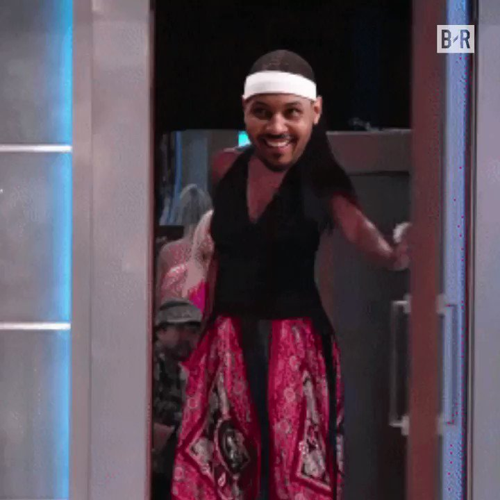 @BleacherReport's photo on Melo