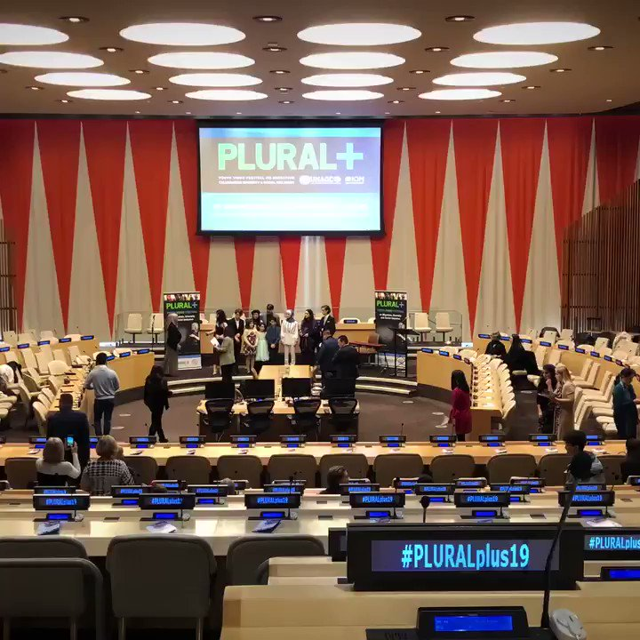 Young filmmakers' stories on migration & diversity received #PLURALplus19 awards at UNHQ in NYC this week. Hear from the award winners and learn more about their stories. ⬇️