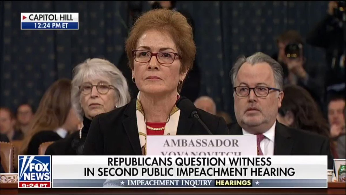 I'm not a Trump voter and oppose many (most?) of his policies. That said, anyone with any intellectual honesty can see that this hearing is a sham devoid of any semblance of due process. Go ahead Democrats, vote to impeach. You've lost any chance at this independent's vote. https://t.co/qJ8xmAE7K4