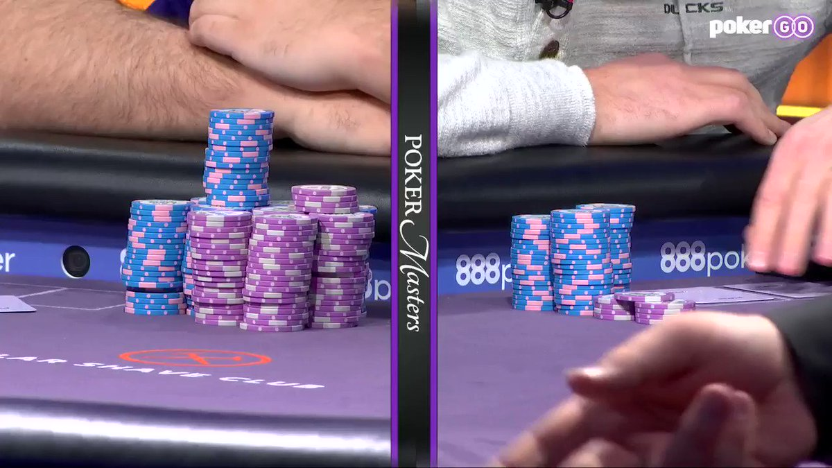 I dunno it's just a hand but to me this river check was outstanding lol. Congrats to the champ Sam Soverel 🦁🔥