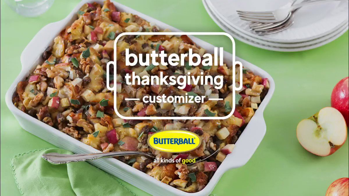 Image for the Tweet beginning: Your holiday meal will be
