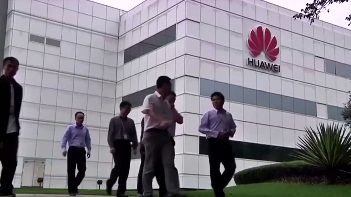 Washington issues a new 90-day license extension to Huawei, allowing the Chinese tech giant to continue doing business with U.S. firms. More here: https://reut.rs/35d9myr