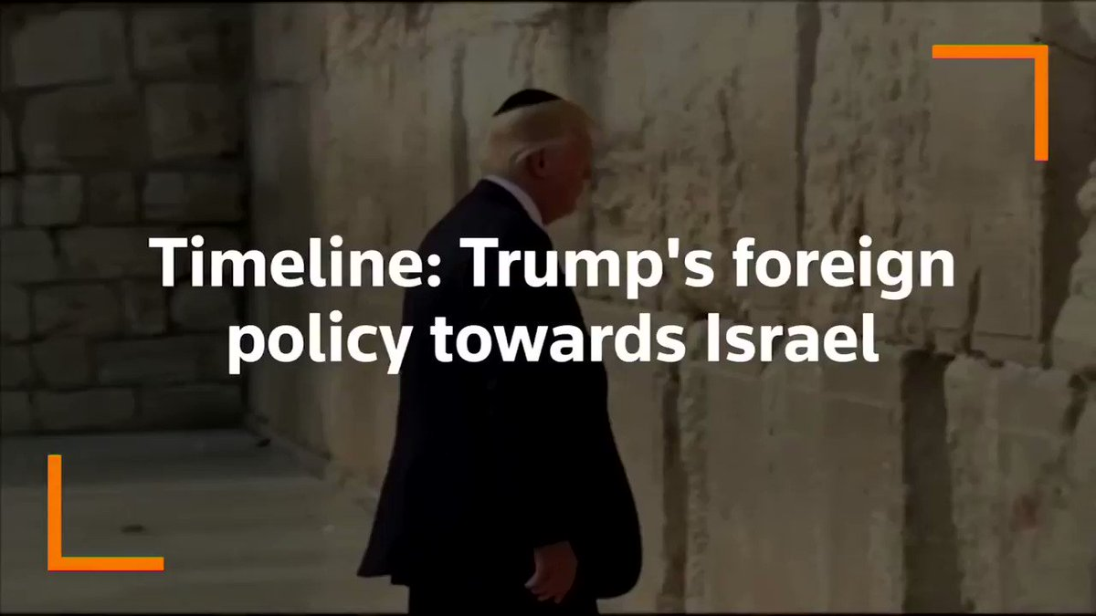 A timeline of events that took place in the Israel-Palestinian peace process after President Trump took office in 2017  https://reut.rs/2r6ti7l