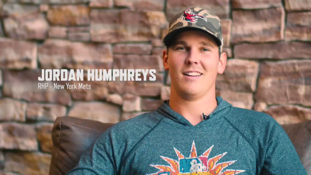 """""""My mindset is just throw strikes, get guys out, keep it simple and compete."""" Sit down with @itshumpday24 as he chats about bouncing back from injury and pitching in the @MLBazFallLeague. 👀"""