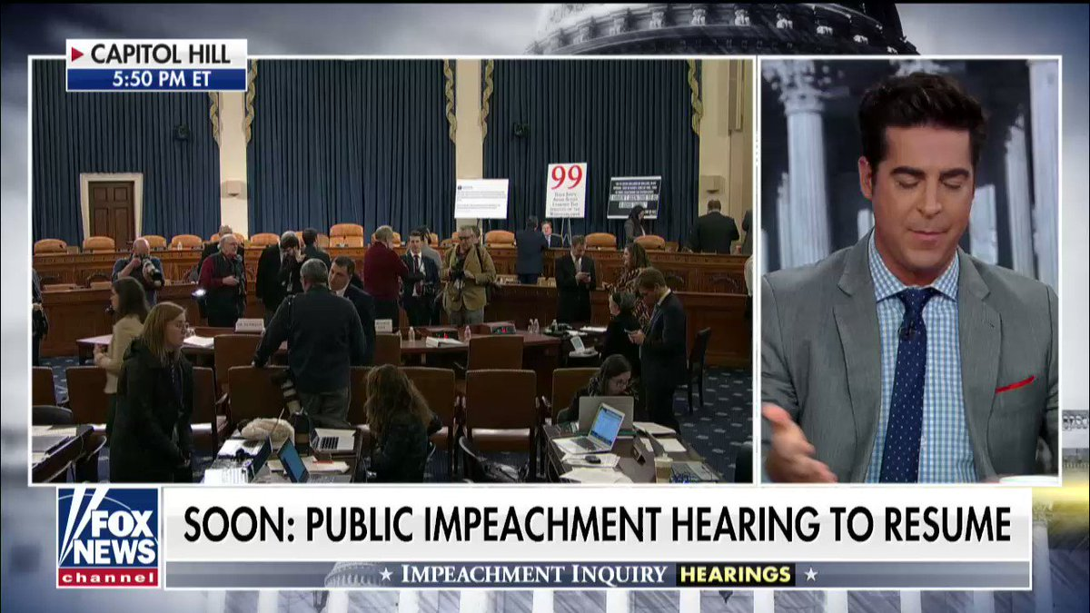 A new poll has Independents opposing the impeachment of President  @realdonaldtrump 10% more. This is not working with the American people. Especially Independents.  #TheFive