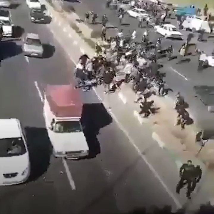 The internet in Iran is effectively shut down, making it difficult to get a clear picture of what's happening at the #IranProtests.We verified footage from inside the country to get an unobstructed view of how events have unfolded over the past week.