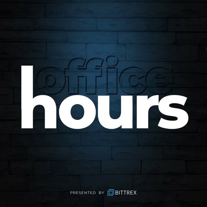 We love to see sports + technology come to life! Tune in and subscribe to the @frntofficesport Office Hours podcast series, sponsored by @BittrexExchange.   #Blockchain #Sports