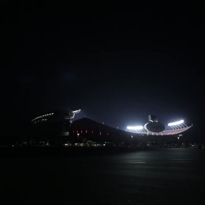 Sleep tight, #ChiefsKingdom Well see you in 11 days!