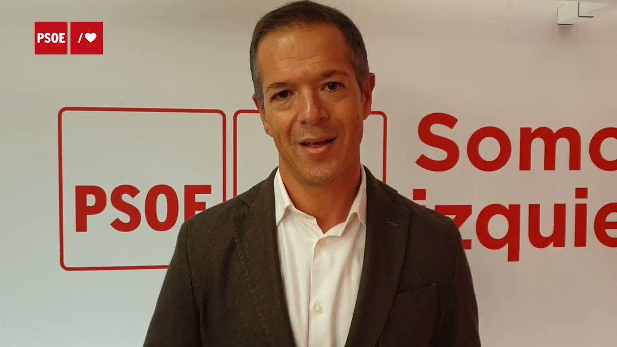 🌹@Ander_Gil: El próximo sábado tenemos una decisión importante para la militancia. Participa avalando un acuerdo para seguir construyendo políticas sociales que refuercen el Estado del Bienestar. #ParticipaPSOE
