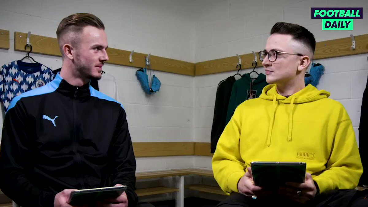 James Maddison on Leicester City manager Brendan Rodgers... 🗣Ive learnt so much, he has improved my game WATCH FULL VIDEO: bit.ly/347wT3z #ad @PUMAFootball @DWFitnessFirst @DWTrainingFirst
