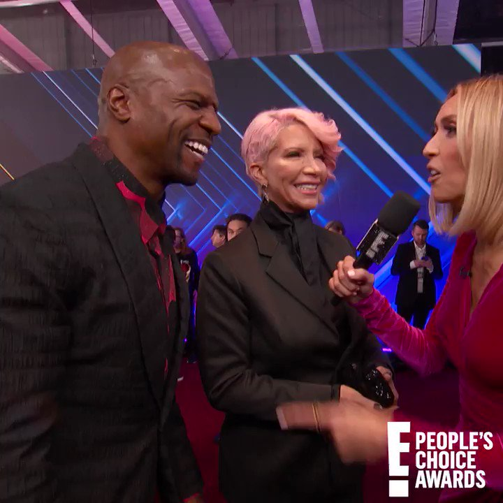Raise your 🤚if you think @terrycrews is absolutely perfect for #TikTok. #PCAs