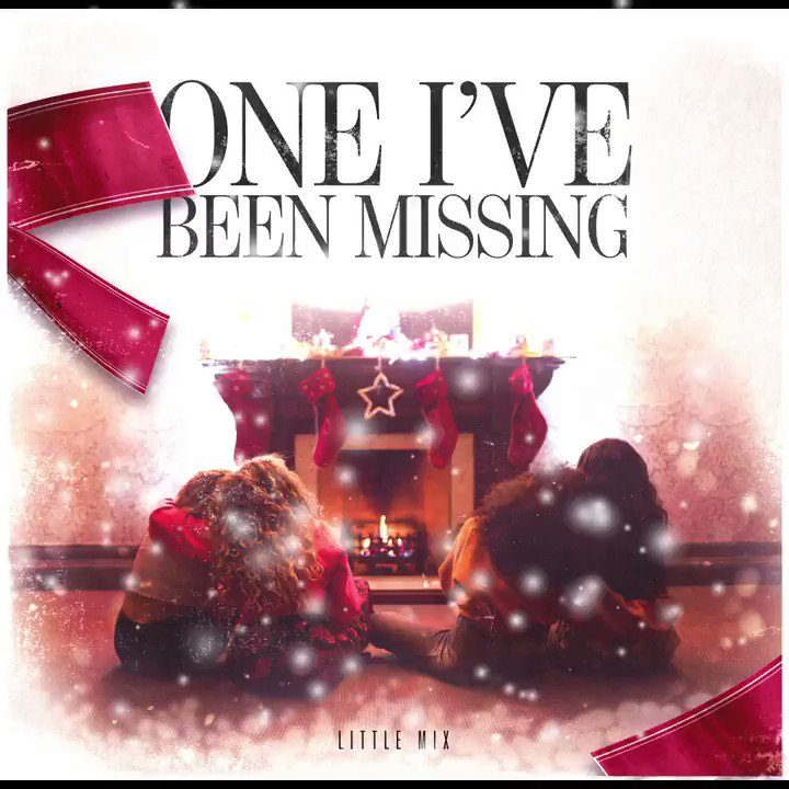 #OneIveBeenMissing is OUT NOW!! Can you believe this is our first ever Christmas single! Its a time of year that we absolutely love and this song is written about the ones we love sharing it with ❤🎄🎁smarturl.it/OneIveBeenMiss…