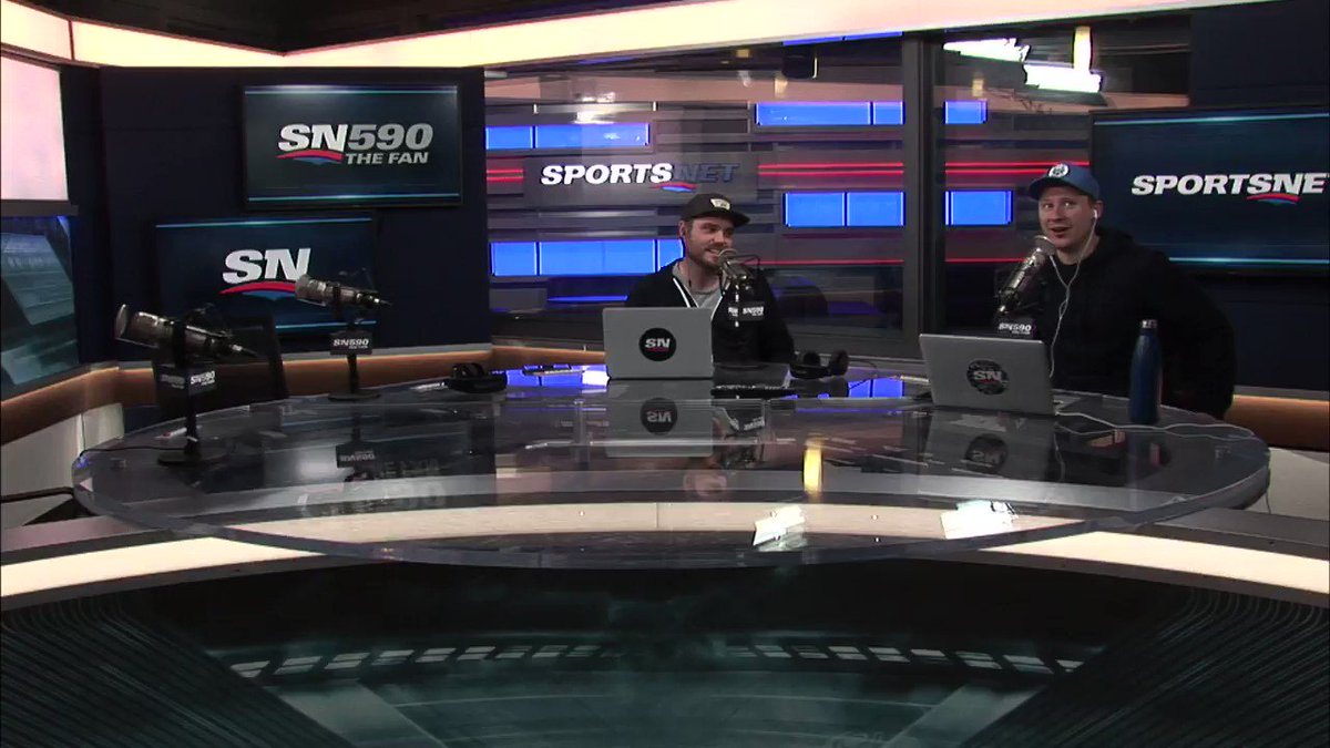 It's not everyday that a former Boston Celtic compliments Toronto.  @KendrickPerkins tells @JDBunkis & @SportsnetBen why the #Raptors may be poised for another #NBAFinals run  Podcast/On Demand: http://sportsnet.ca/590/good-show/  #WeTheNorth