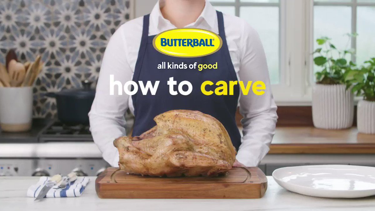 Image for the Tweet beginning: Carve like a champ so