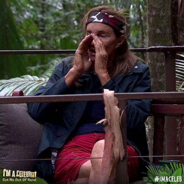 Need this as my alarm tone! 😅 @Caitlyn_Jenner #ImACeleb https://t.co/k1bMdGbegs
