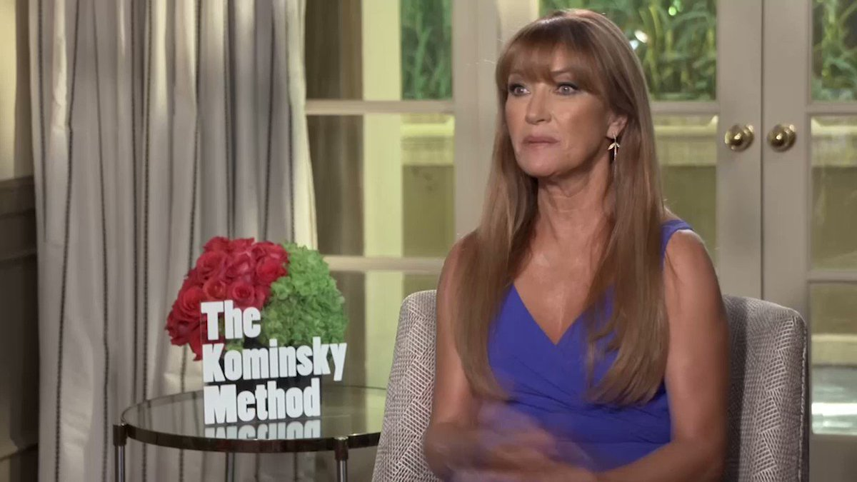 """""""Hollywood's really been good to me, actually."""" Jane Seymour says her career as an actress didn't end at 40, as some said it would. At 68 she's not only still working, but feels like this is her """"moment."""" More: apne.ws/QDHXJcG"""