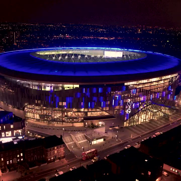 Jose S First Home Game Qualification To Be Secured Another Big European Night Ahead At Tottenham Hotspur Stadium Let S Get The Job Done Ucl Coys Football Addict