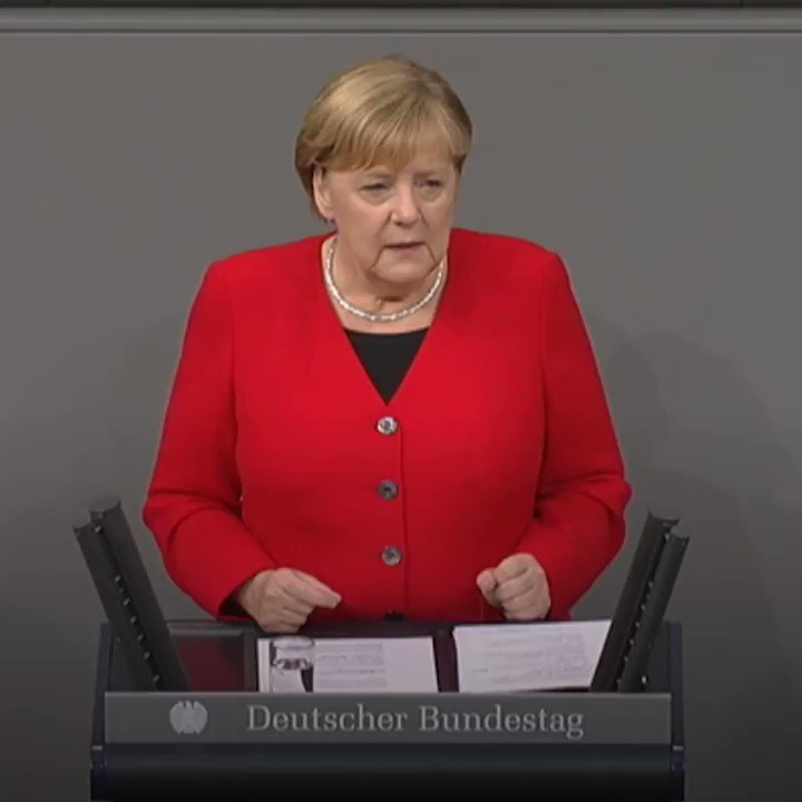 🤮 So the truth or speech that doesnt suit the narrative is now referred to as extreme speech. 🤮 Watch till the end. Angela Merkel says: we have to take away your freedom of speech, or else society won't be free.