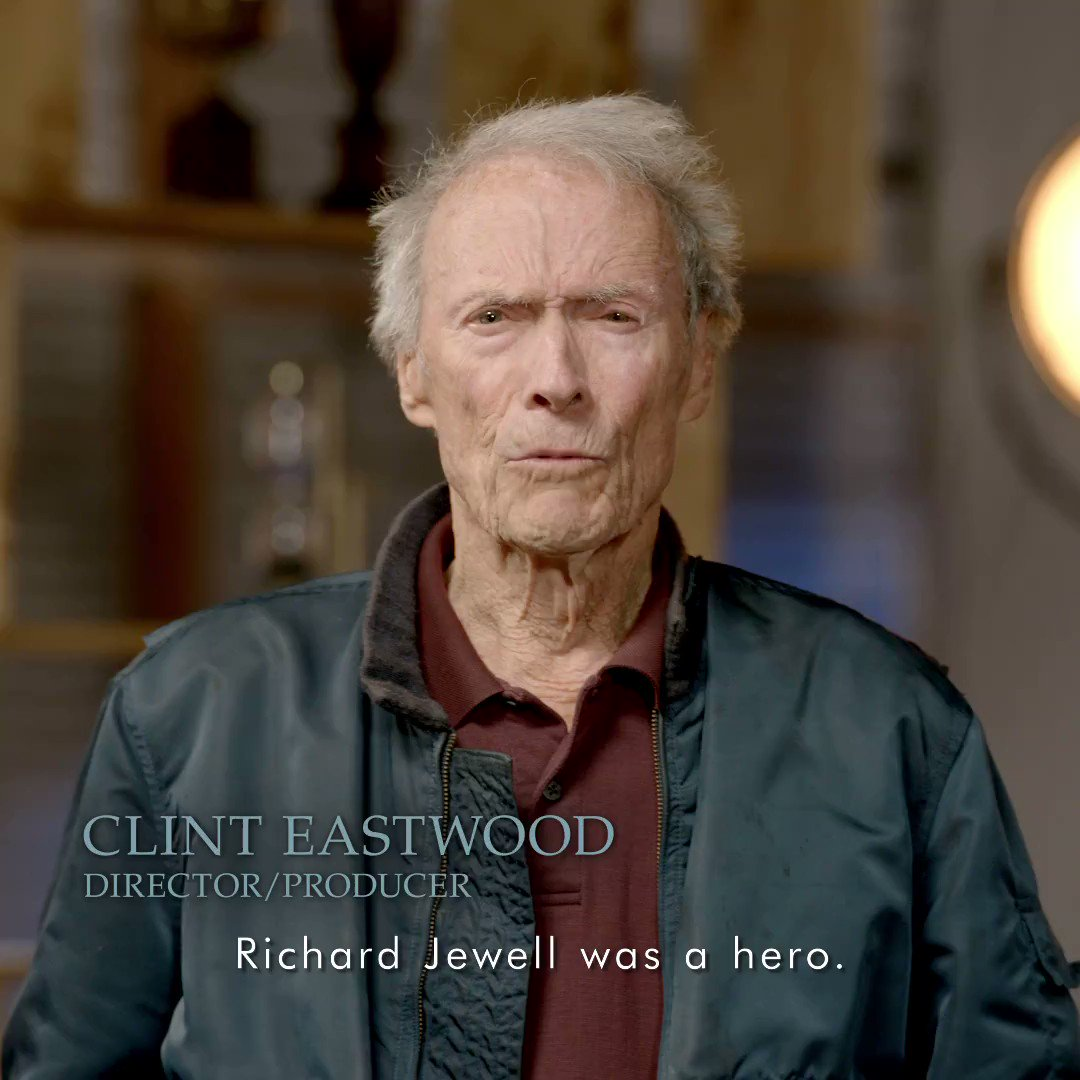 From director Clint Eastwood – based on the true story of the 1996 Atlanta bombing. #RichardJewell only in theaters December 13.