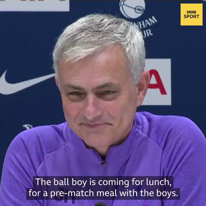 @BBCSport's photo on Mourinho