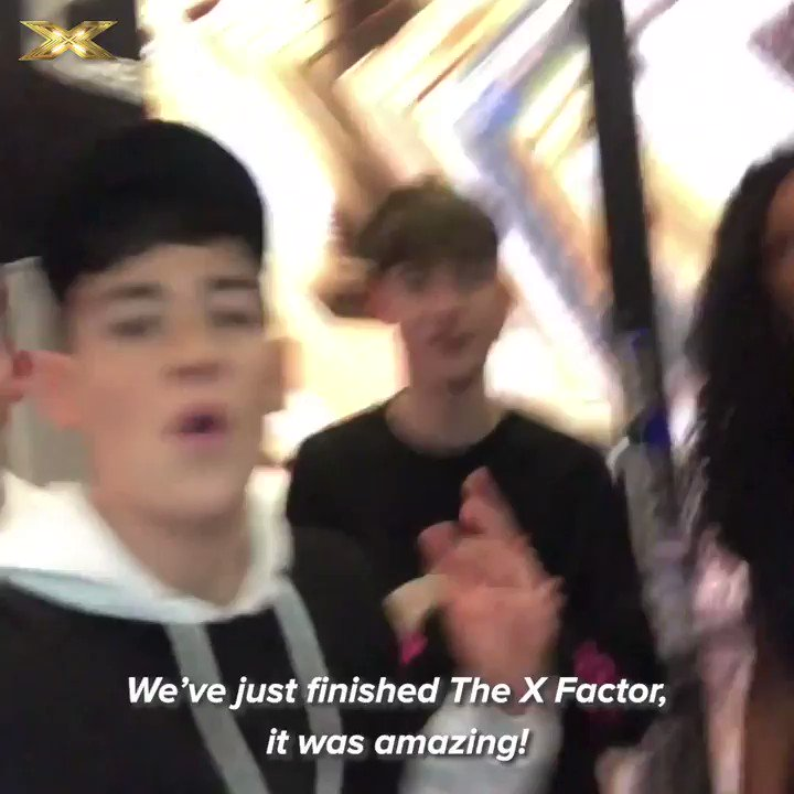 We spoke to @MaxAndHarvey STRAIGHT after they finished as Runners-Up in the #XFactorCelebrity Final! And theyre BUZZING 🐝 #XFactorCelebrity #XFactor