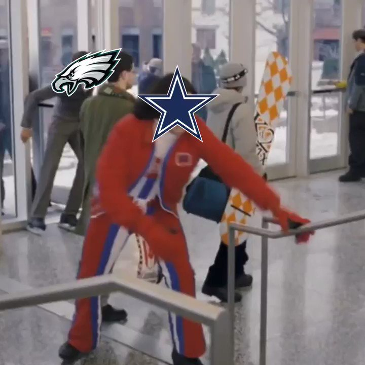 Replying to @NFLonFOX: live look at the 2019 NFC East race: