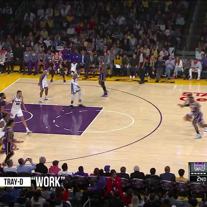 """💥💥💥  Don't miss the 10 BEST DUNKS of November! Which is your favorite? #BestOfNBA  🎶: """"Work"""" by @StraptownTrayD 