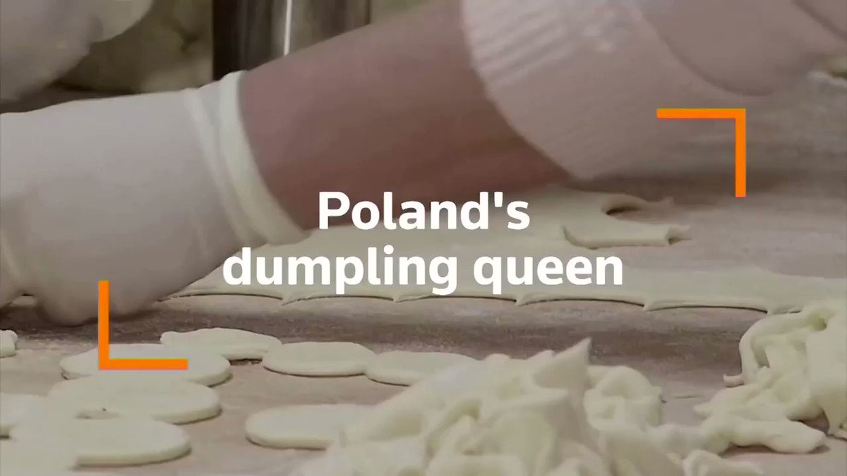 ICYMI: Beata Jasek of Poland holds the Guinness world record for making the most pierogis by hand in one hour