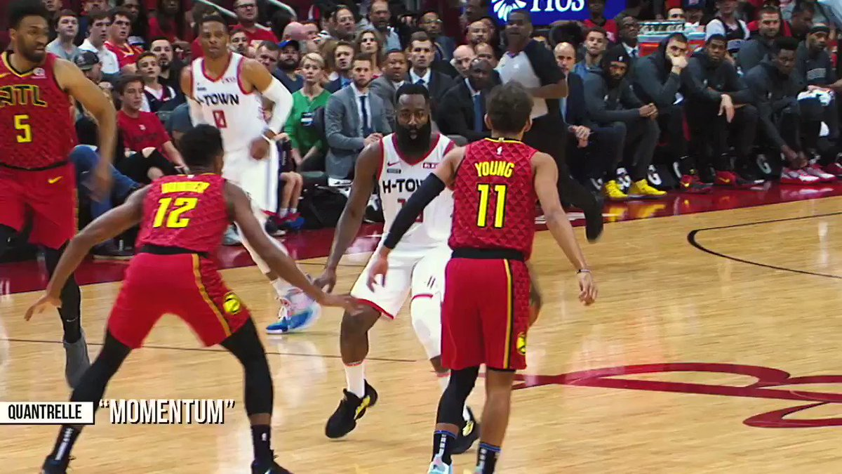 """🚀 THE BEARD GOES FOR 60! 🚀  Before the @HoustonRockets game tonight at 8:30pm/et on NBA League Pass, recap @JHarden13's huge performance on Saturday!  🎶: """"MOMENTUM"""" by @quancokley 