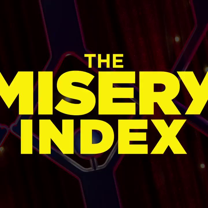 We're coming back for Season Two and are ready to get more miserable than ever. 😈 #TheMiseryIndex