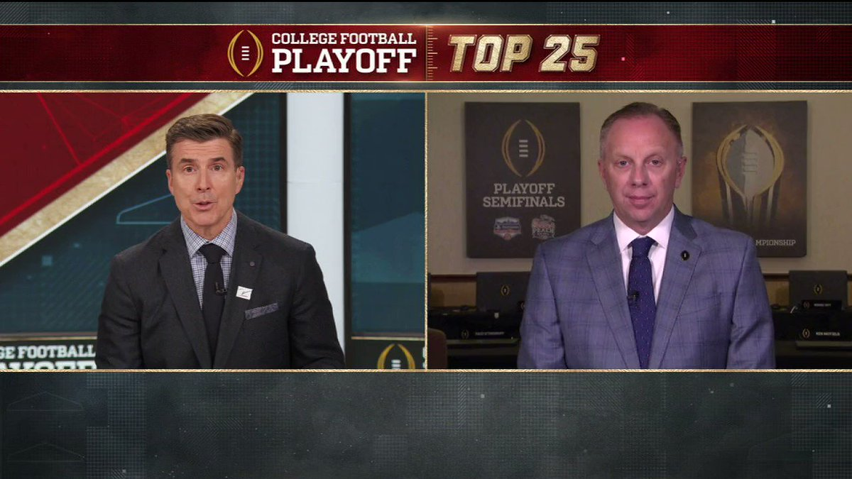 @CFBPlayoff's photo on Rob Mullens
