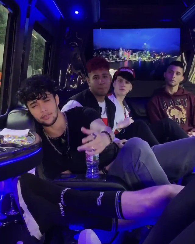 *Puts any @CNCOmusic song on the aux* My friends in the backseat: