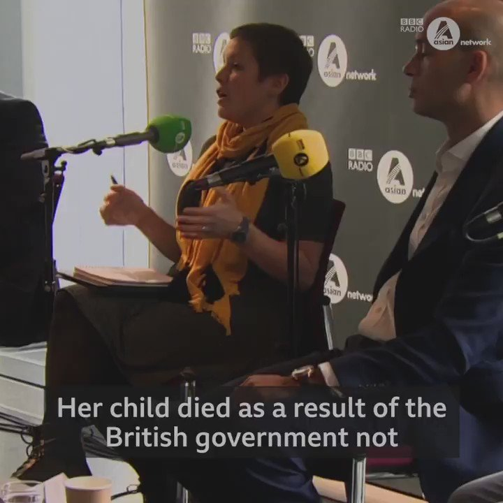 """""""The UK should step up, take responsibility and accept the fact that Shamima Begum is a British citizen."""" SNP candidate @KirstySNP speaks to @qasalom on today's Big Debate election special. #BBCElection #GE2019 Listen to the full show here: bbc.in/38dYDpY"""