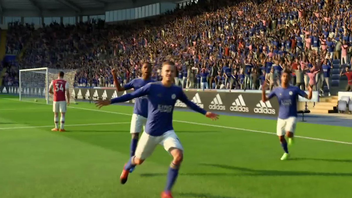Leicester are tearing up the Premier League this season—and theyre even more fun on FIFA 20 🎮