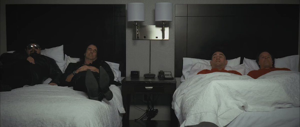 "You mean to tell us you met Elvis?  The one and only @AliceCooper has a legendary story for @BizNasty2point0 and @TysonNash on the latest ""Pillow Talk"" presented by @HiltonHotels. 🛏️"