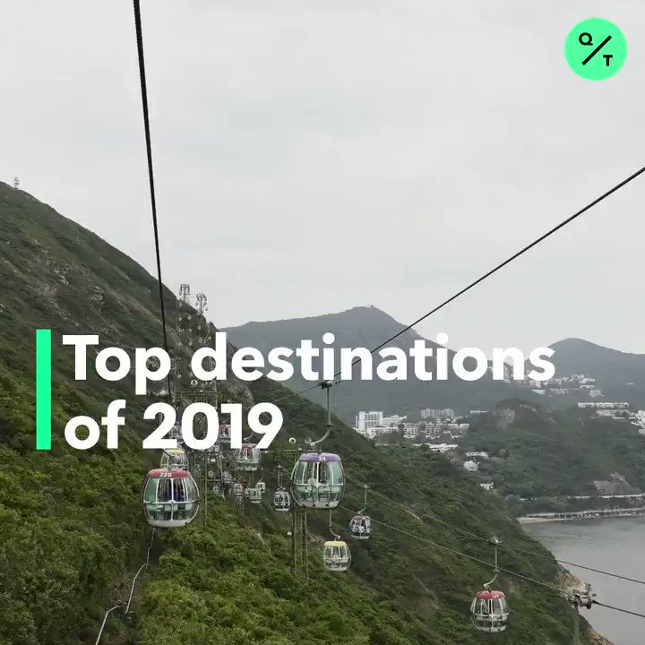 Despite months of political protest, Hong Kong holds on to the number 1 spot as the worlds most popular city with international visitors in 2019, according to a new report. Read more via @business bloom.bg/367ZiqS