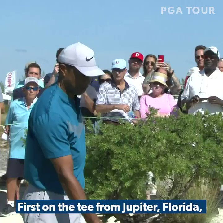 Tiger Woods continues trolling Justin Thomas with over-the-top intro