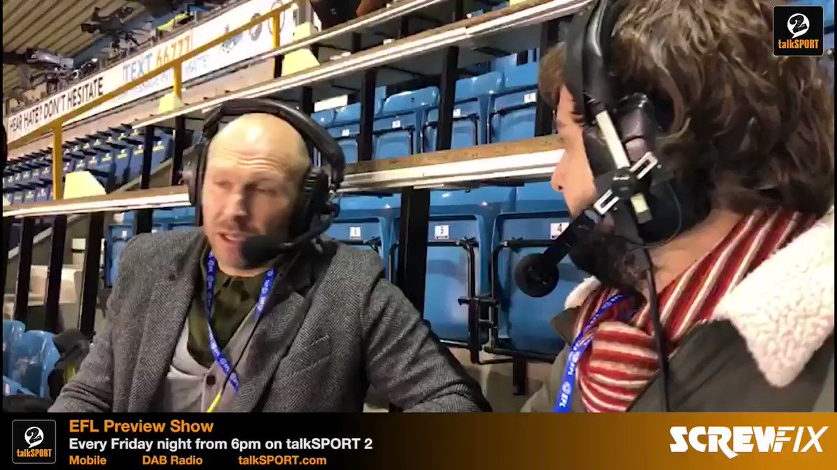 Its a mess... If youve got families, it can be very difficult. I would imagine the Macclesfield youngsters will be way below the standard required. Sam Parkin on the problems at Macclesfield Town. Dont miss the EFL Preview Show, Fridays on @talkSPORT2 with @Screwfix.