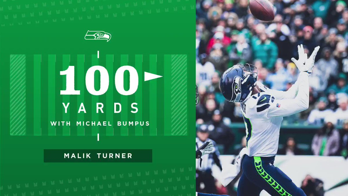 What was going through his head during his first NFL touchdown? 🧠 @leekleek217 joins in on this episode of 100 Yards with Michael Bumpus!