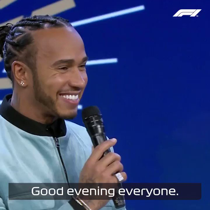 "💬 ""This has definitely been the best season of my life"" - @LewisHamilton 🙌   #ATeamComeTrue #FIAPrizeGiving2019"