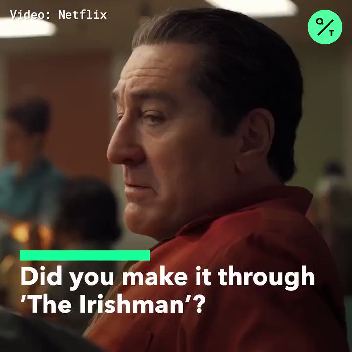 The Irishman drew a solid audience for Netflix with a budget of just over $150 million, despite people complaining about its over 3-hour run time. Did you stay tuned until the end?